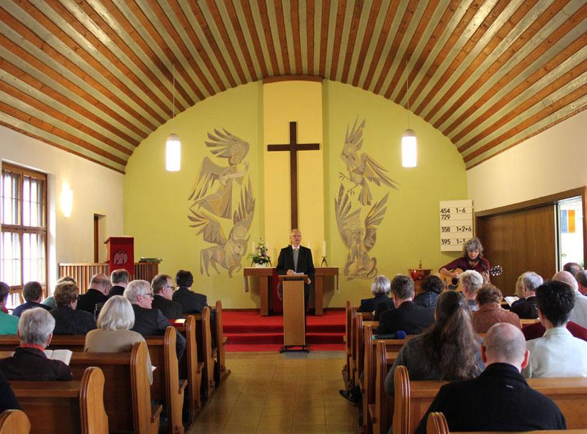 Der Gottesdienst